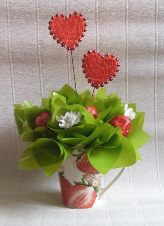 50 идей ко дню Святого Валентина: открытки, декор и