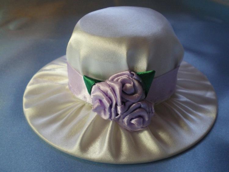 Поделка шляпка в детский сад