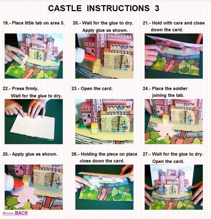 Как сделать книгу с объемными картинками
