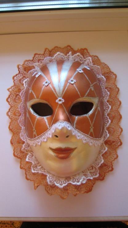 Мастер класс маскарадные маски - Poujoulat.ru