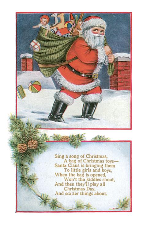 Письмо с поздравлением с рождеством на английском языке