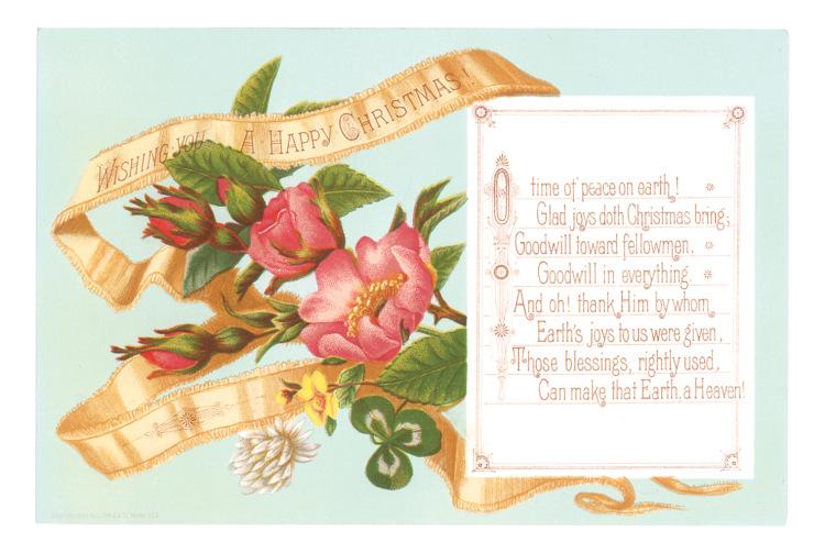 Написание поздравительной открытки на английском