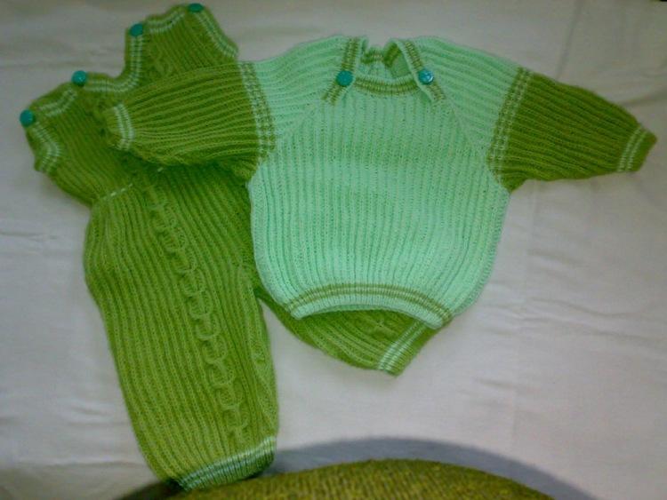 Вязание малышам от 0 до 18 месяцев 706