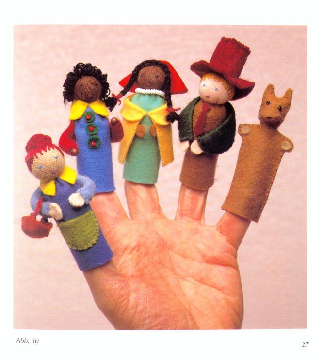 Как сделать куклу своими руками 10 лет 2