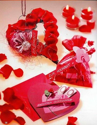 Что подарить в день влюбленных своими руками