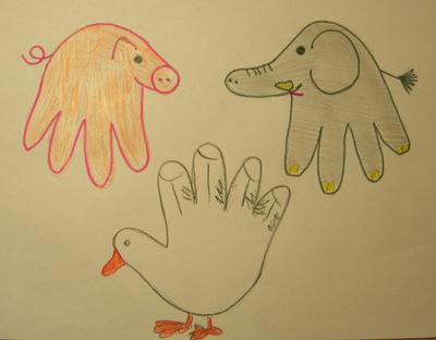 Рисунки своими руками малышей 65