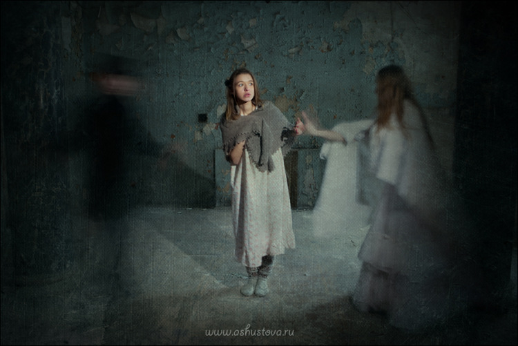 Gallery.ru / Фото #6 - Дом с привидениями - Zauberin