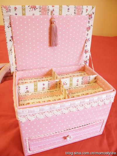 Шкатулки своими руками из картона для украшений