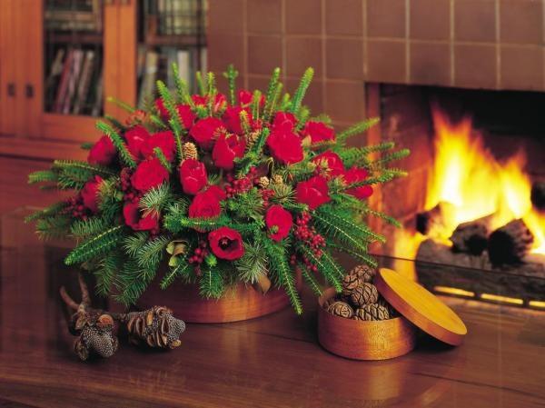 Поздравление тепла уюта