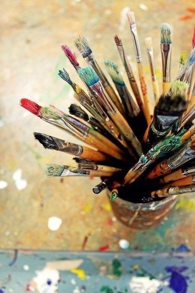 Как создать масляные краски