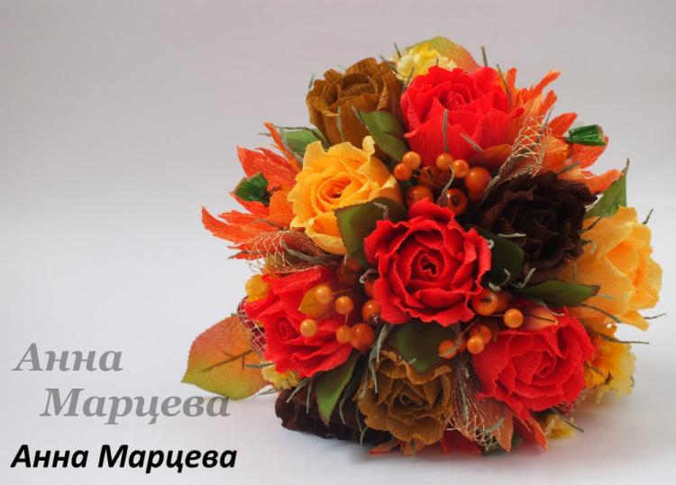 Gallery.ru / Фото #135 - Букеты из конфет 2013 - AnetkaAngel