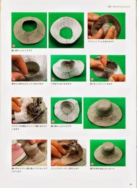 Как сделать шляпку для куклы своими руками 63