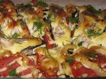 Фото рецепт карп кусками с картошкой