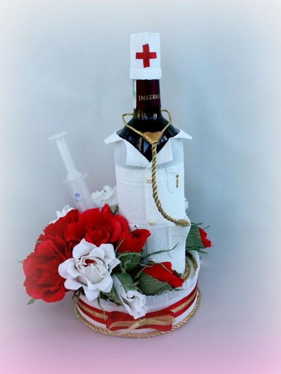 Подарок врачу на день медика 71
