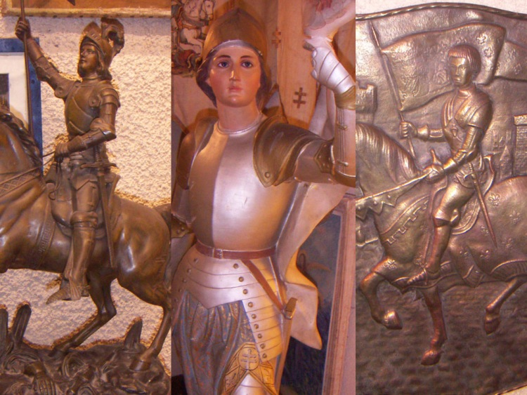 essays on joan of arc Essay on joan of arc at the time of joans days as a kid france was in the middle of a hundred year war joans home town was put in between the english and the french.