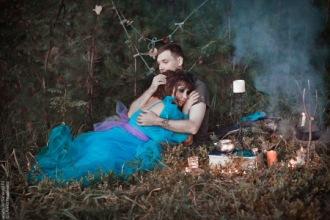 Фотограф Love Story Анна Леденёва - Киров