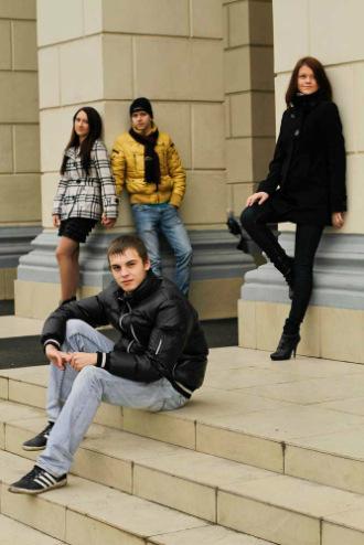 Выездной фотограф Яна Бирюля - Новосибирск
