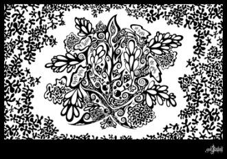 Художник Ashura Akatkoff - Самара