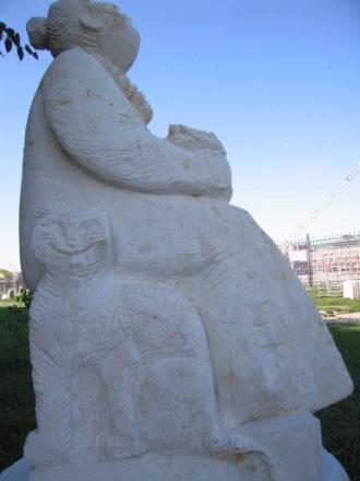 Скульптор Кирилл Рахматуллин - Королев