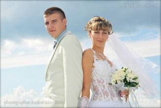 Свадебный фотограф Андрей Мартынюк - Краснодар