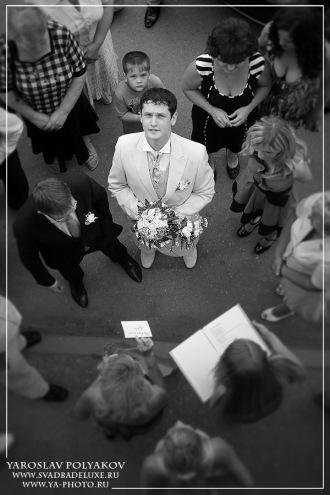 Свадебный фотограф Ярослав Поляков - Москва