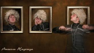 Студийный фотограф Anzhela Nadyezhda - Одесса