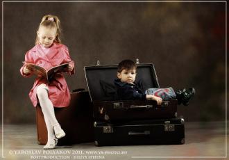 Детский фотограф Ярослав Поляков - Москва
