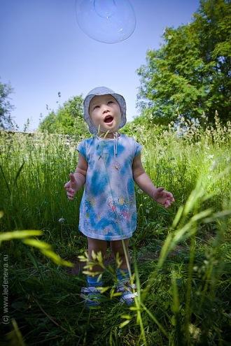 Детский фотограф Анна Леденёва - Киров