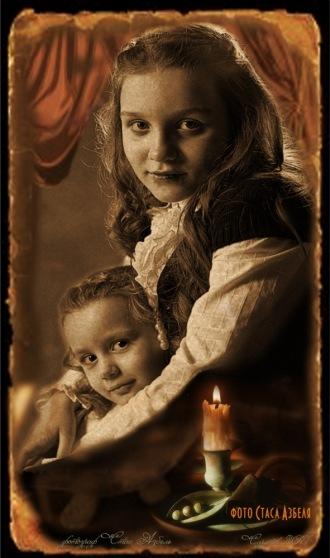 Детский фотограф Стас Азбель - Саратов