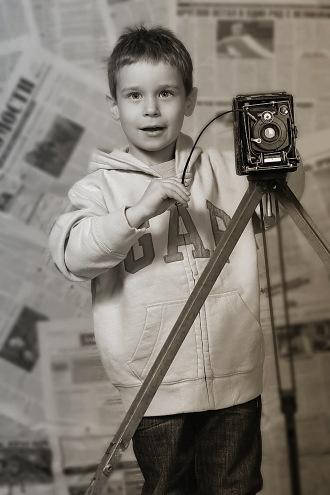 Детский фотограф Григорий Кримов - Москва
