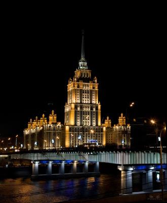 Архитектурный фотограф Ольга Панкина - Москва