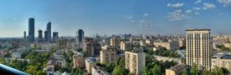Архитектурный фотограф Лилия Побережник - Москва