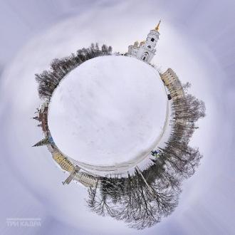 Архитектурный фотограф Владислав Тябин - Владимир